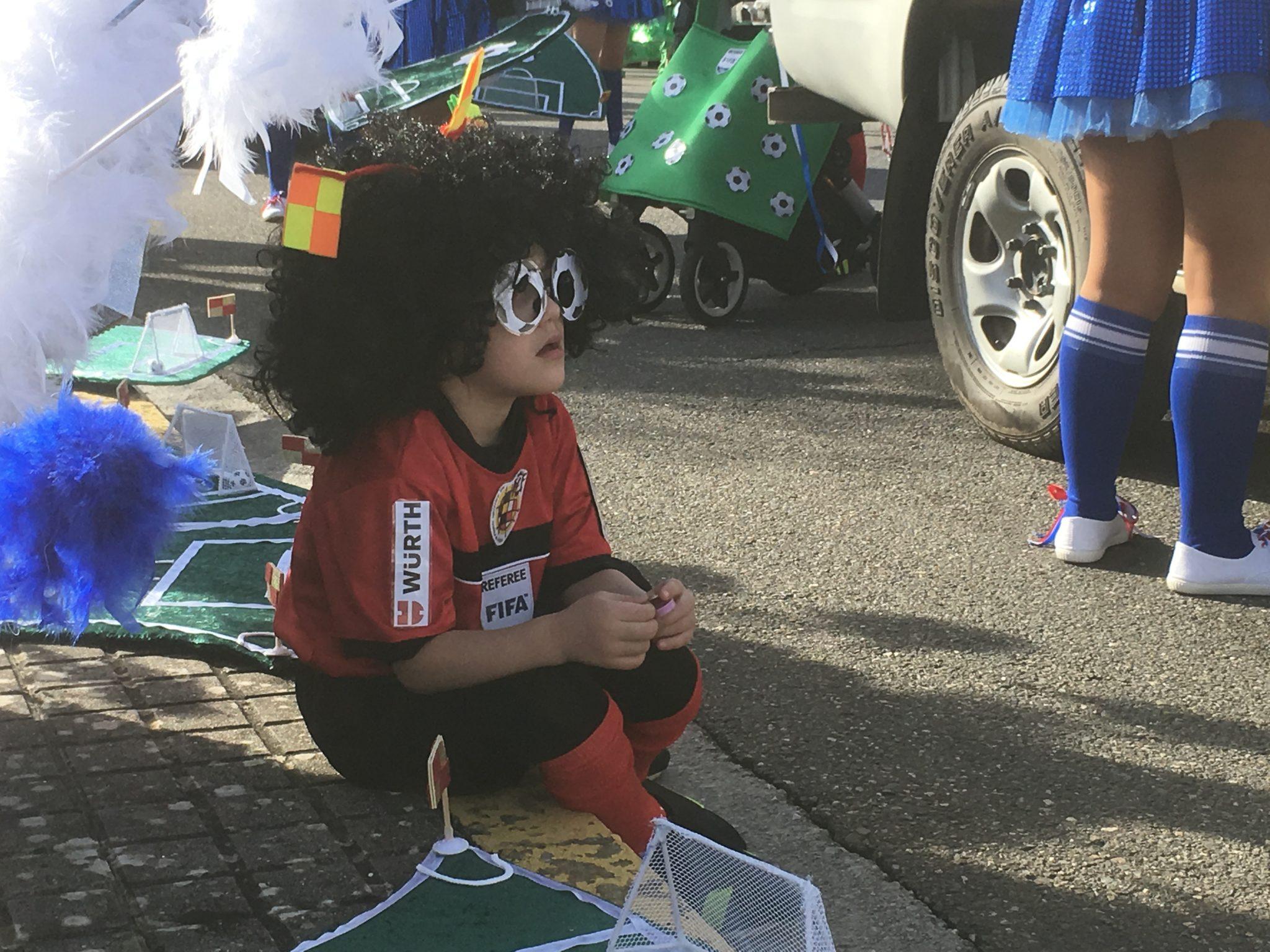 Desfile de Carnaval Cubillos del Sil 2019 - Álbum de fotos 54