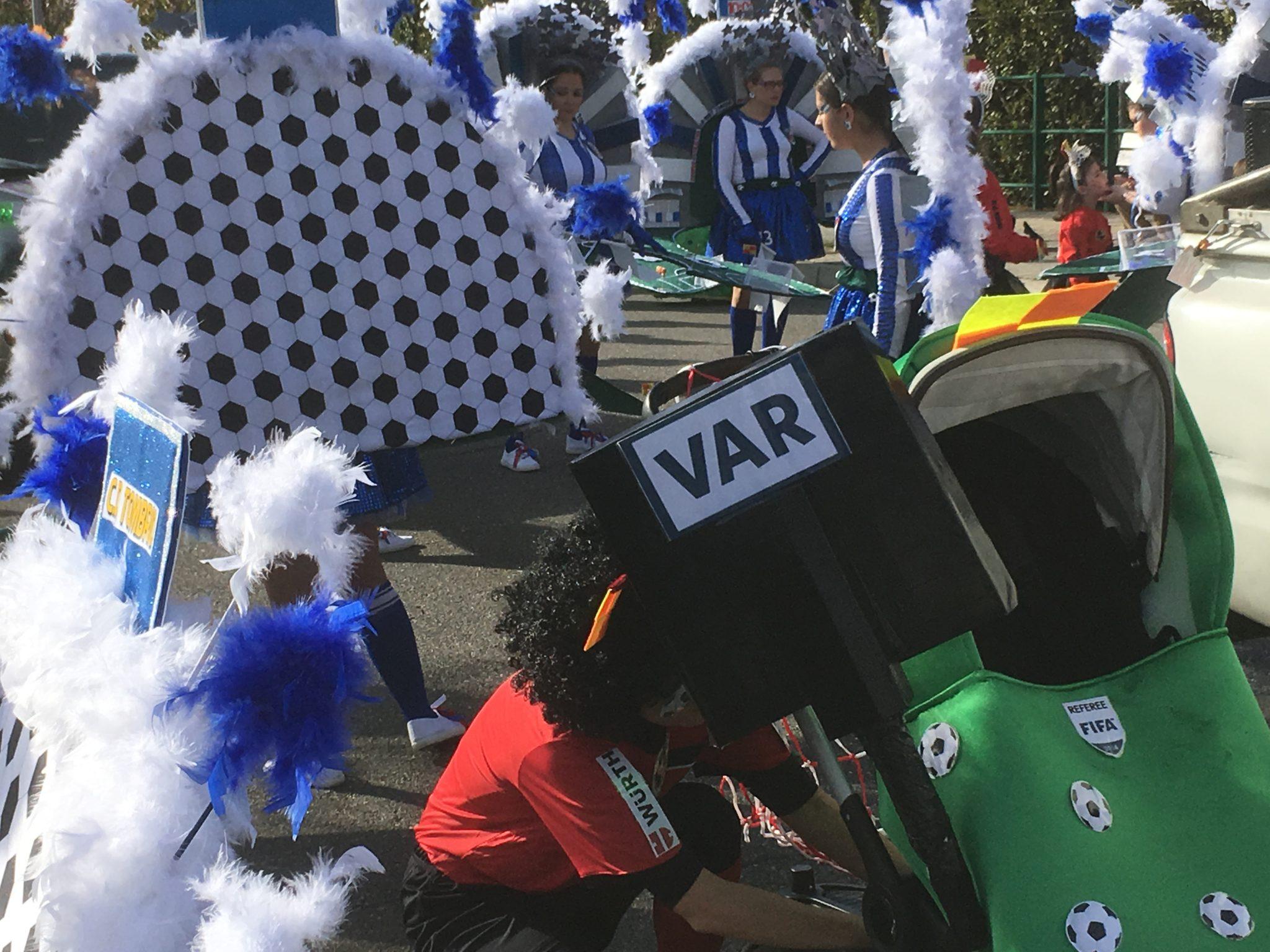 Desfile de Carnaval Cubillos del Sil 2019 - Álbum de fotos 53