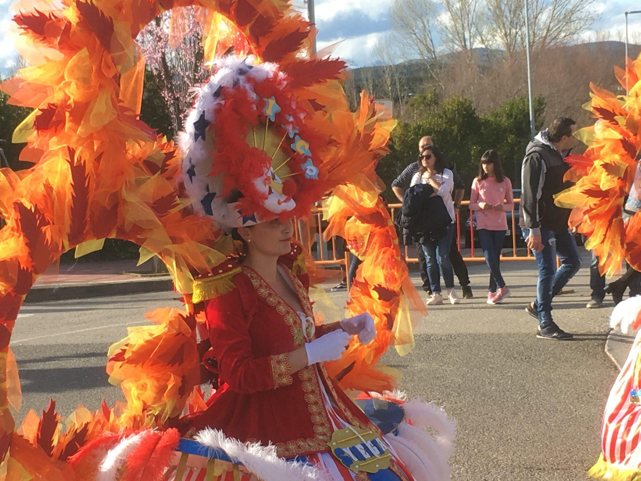 Desfile de Carnaval Cubillos del Sil 2019 - Álbum de fotos 39