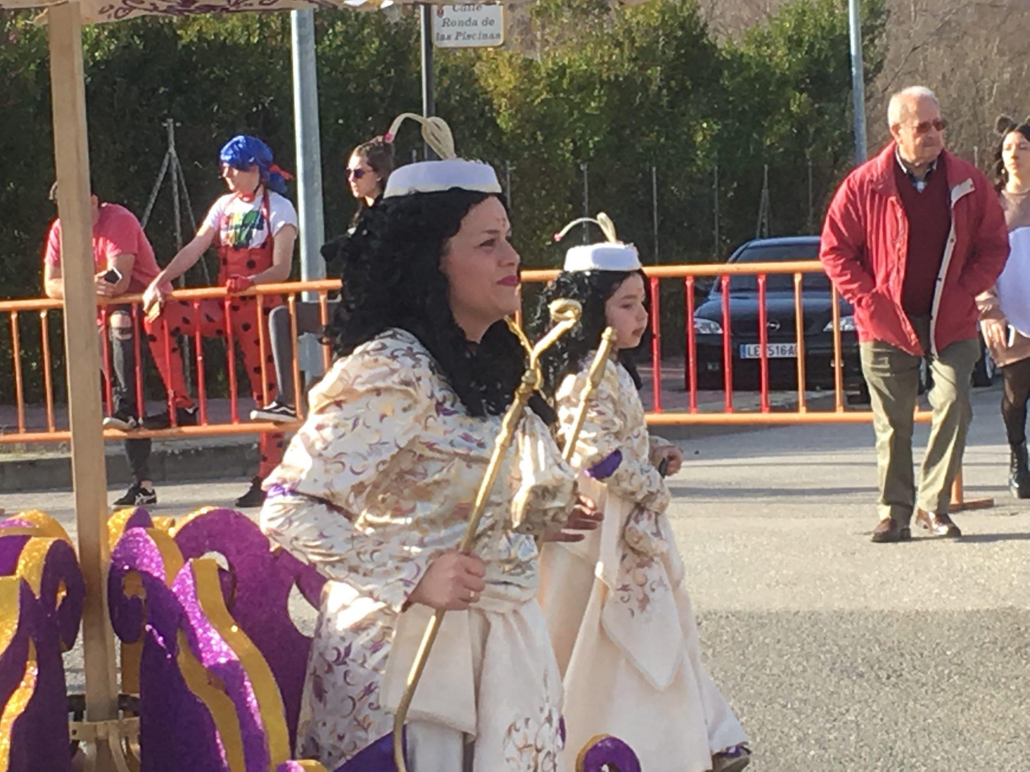 Desfile de Carnaval Cubillos del Sil 2019 - Álbum de fotos 34