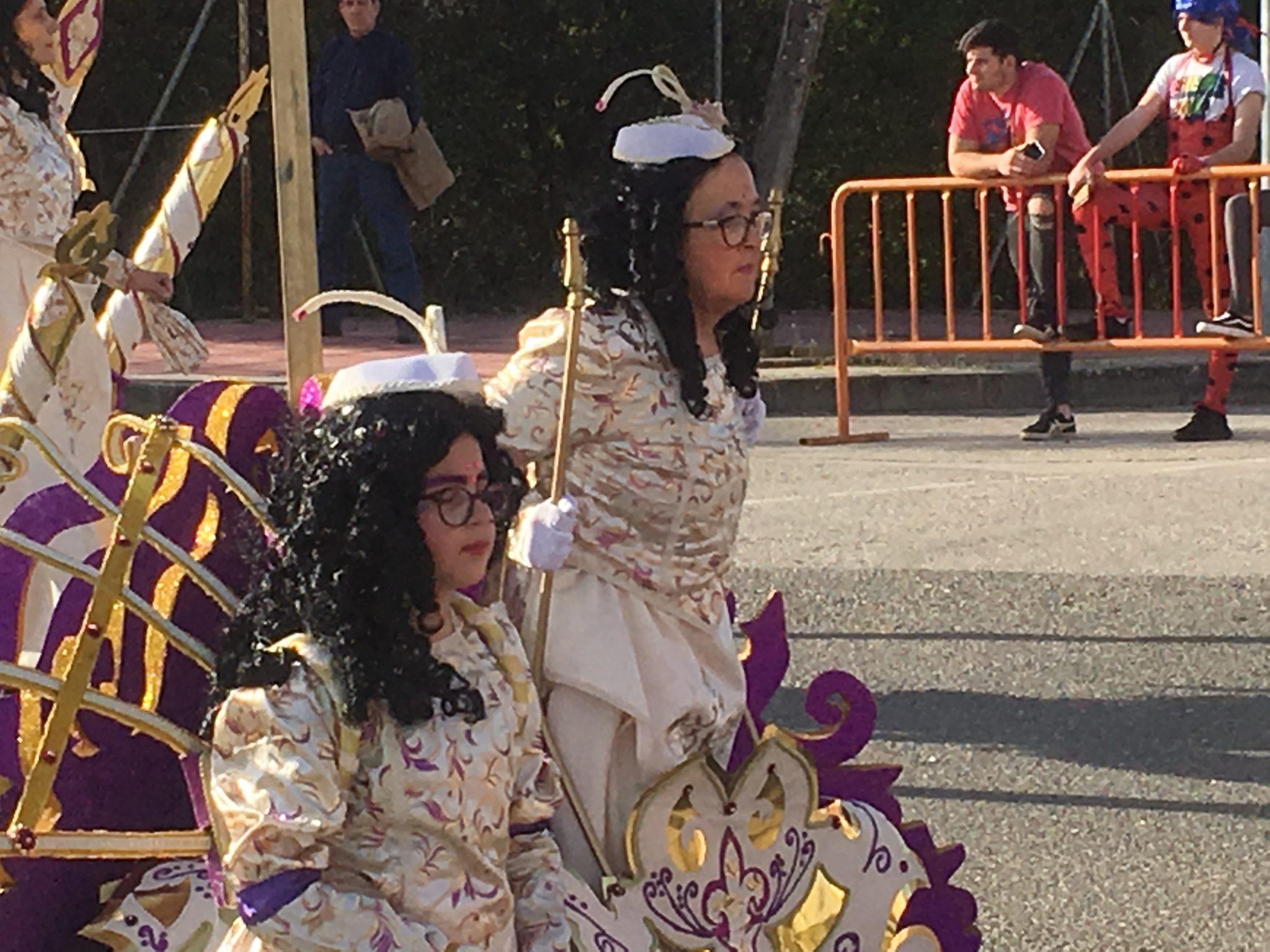 Desfile de Carnaval Cubillos del Sil 2019 - Álbum de fotos 33