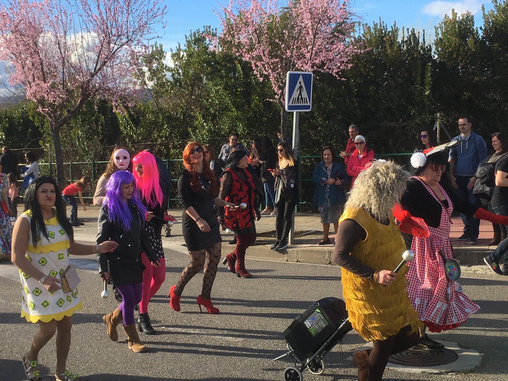 Desfile de Carnaval Cubillos del Sil 2019 - Álbum de fotos 25
