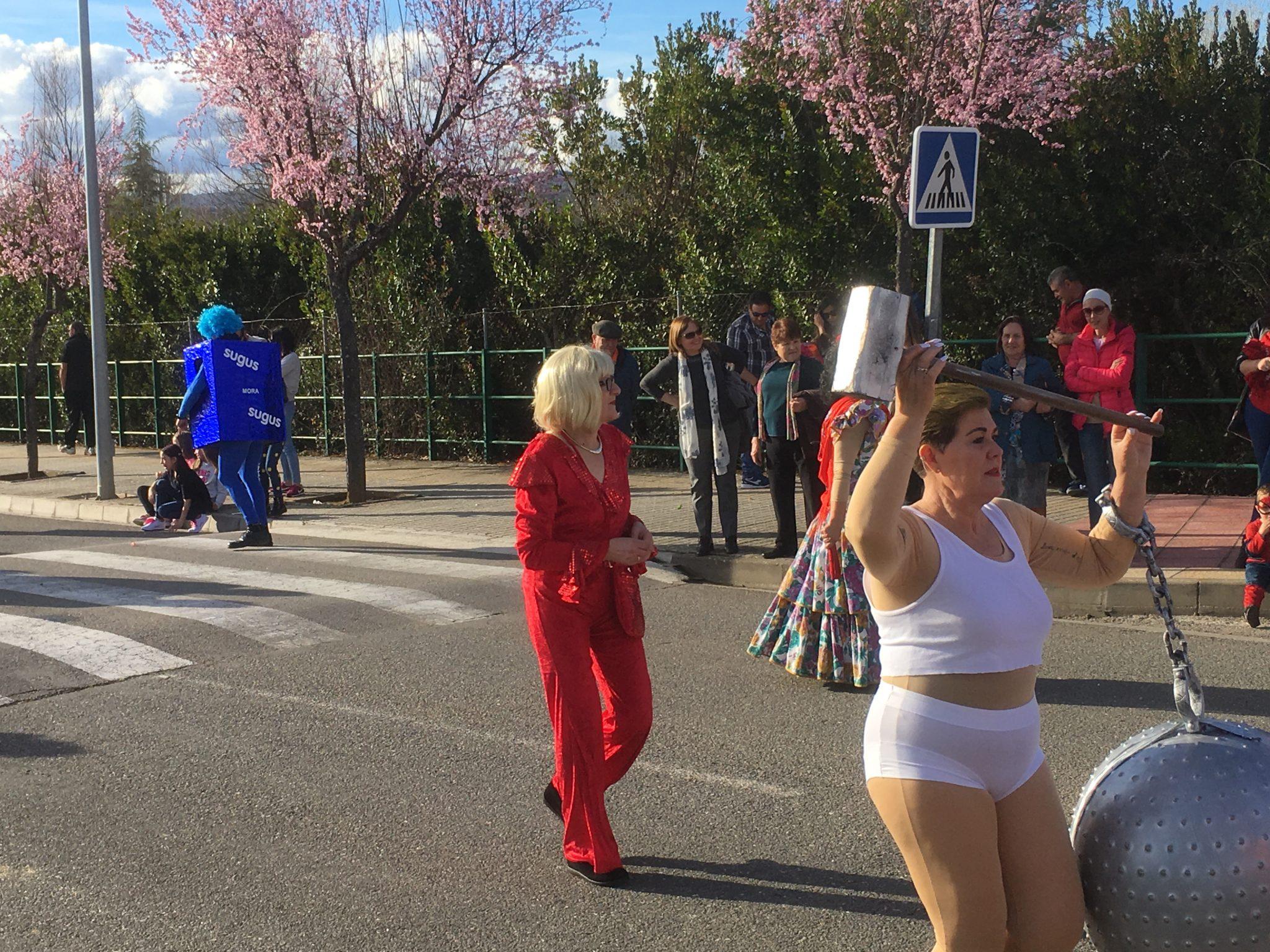 Desfile de Carnaval Cubillos del Sil 2019 - Álbum de fotos 24