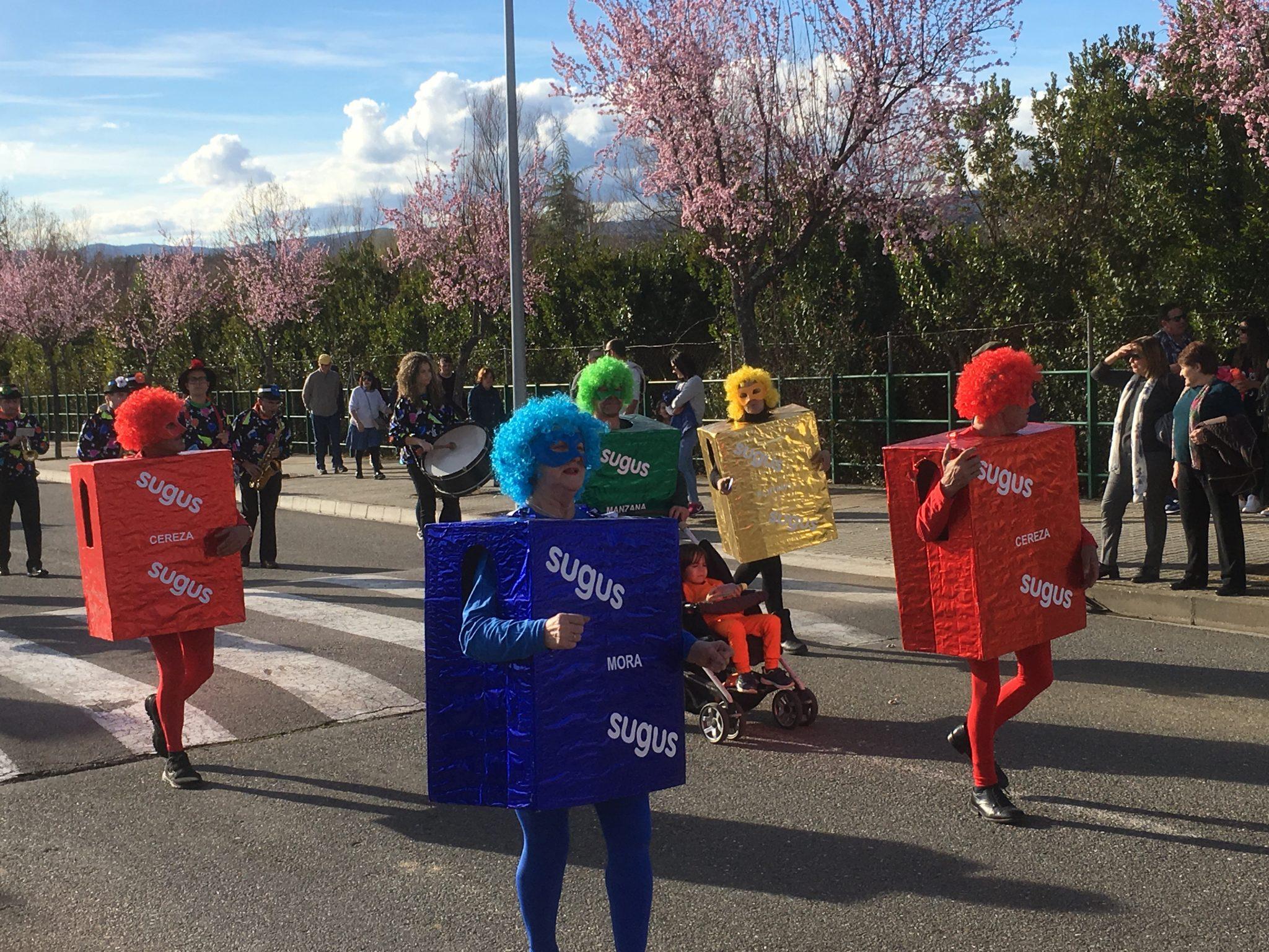 Desfile de Carnaval Cubillos del Sil 2019 - Álbum de fotos 21