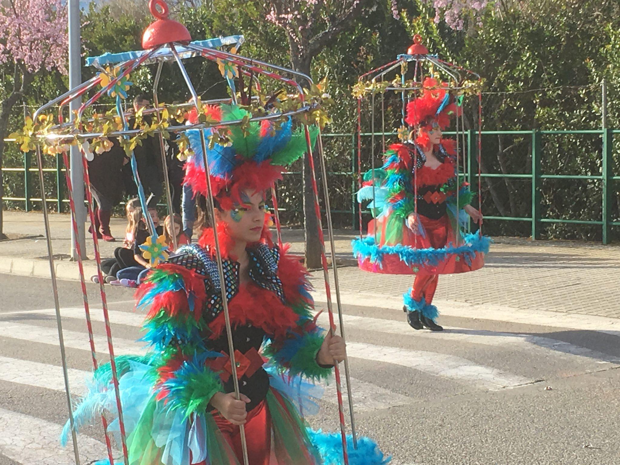 Desfile de Carnaval Cubillos del Sil 2019 - Álbum de fotos 18