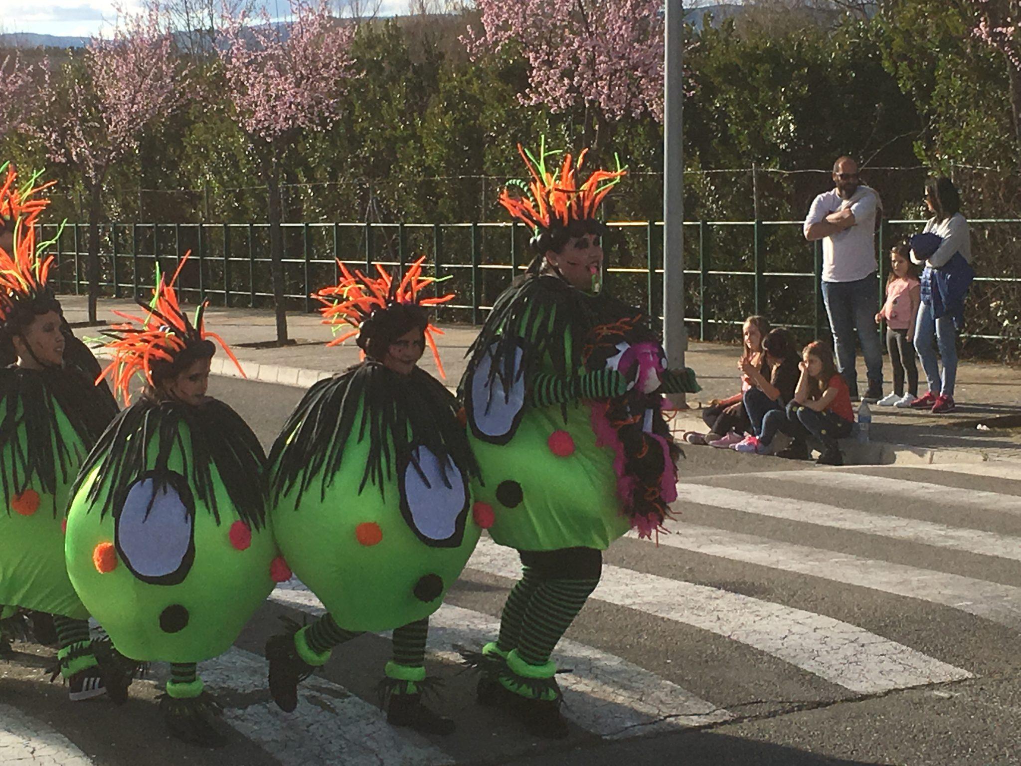 Desfile de Carnaval Cubillos del Sil 2019 - Álbum de fotos 13
