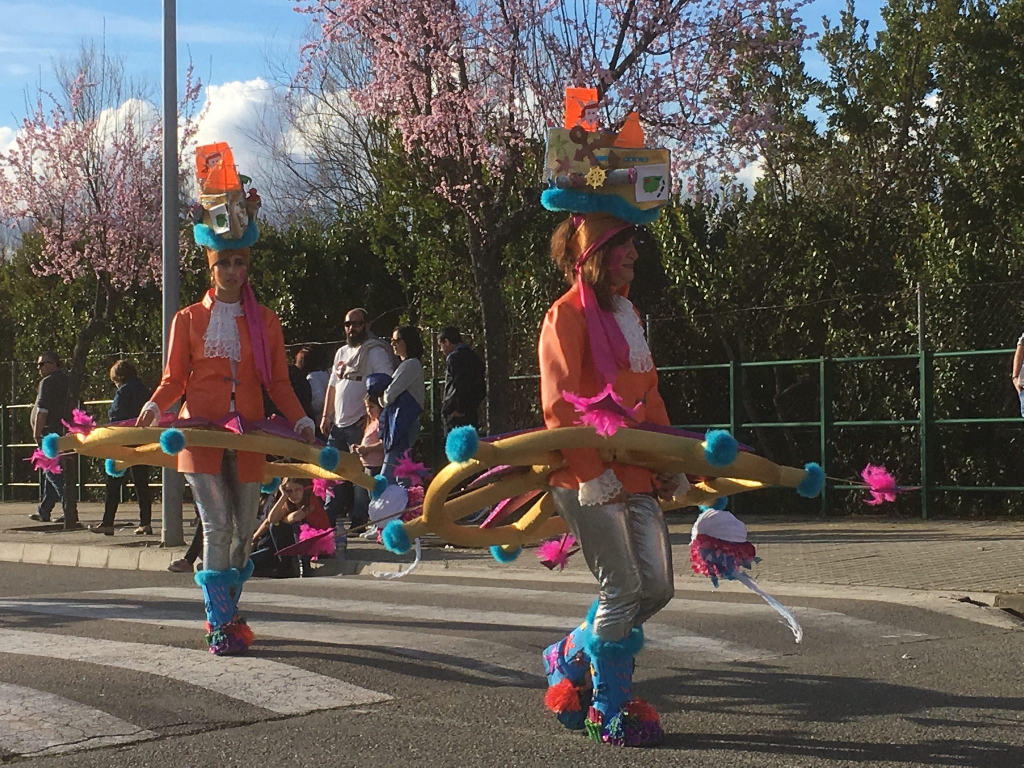 Desfile de Carnaval Cubillos del Sil 2019 - Álbum de fotos 8