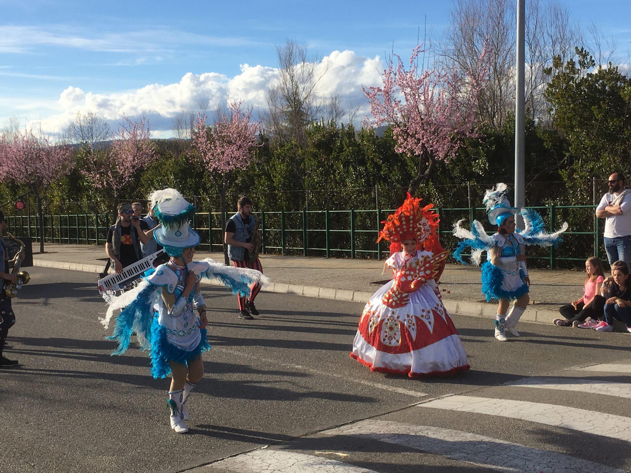 Desfile de Carnaval Cubillos del Sil 2019 - Álbum de fotos 4