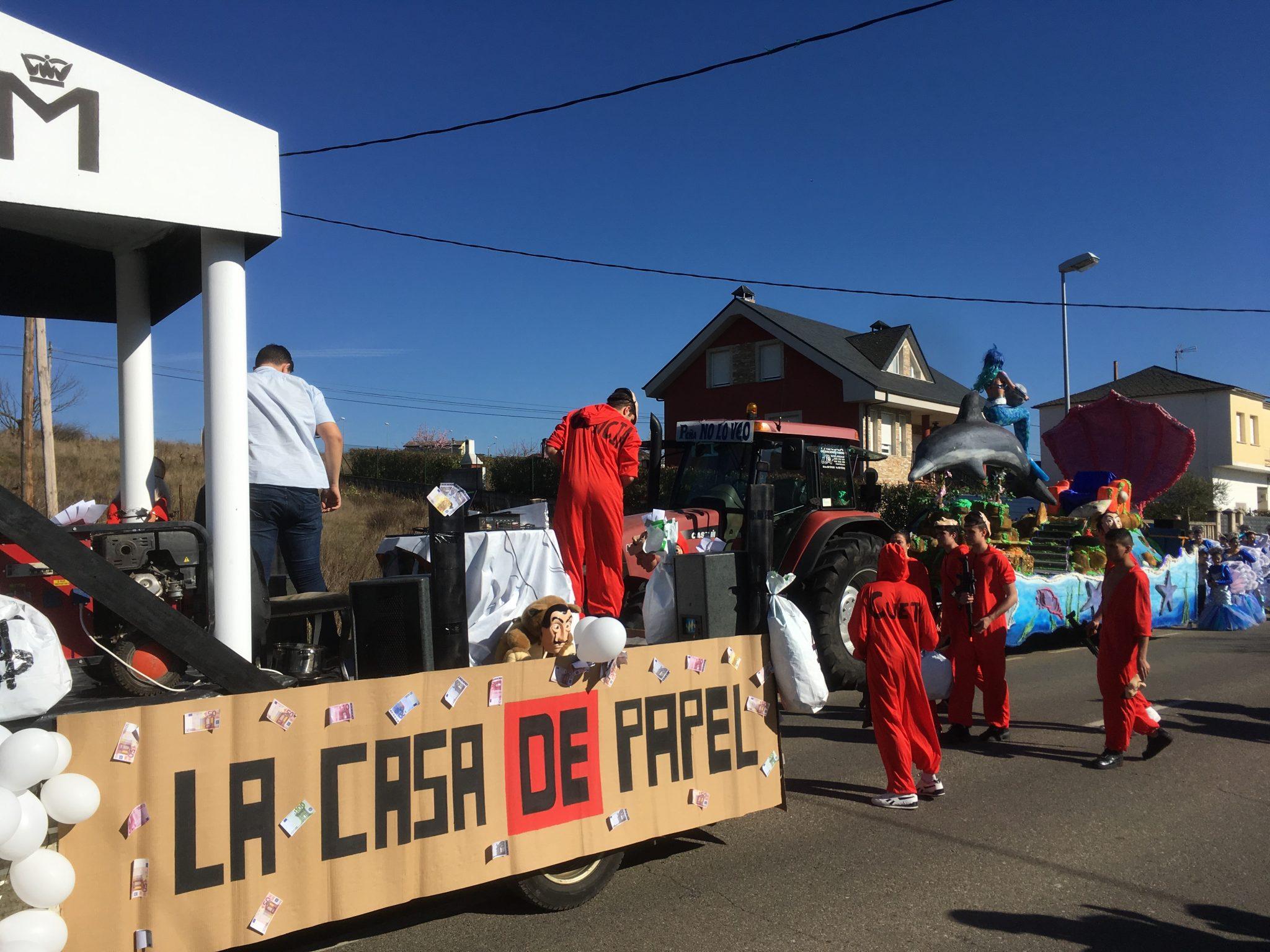 Álbum de fotos Carnaval Cabañas Raras 2019 2