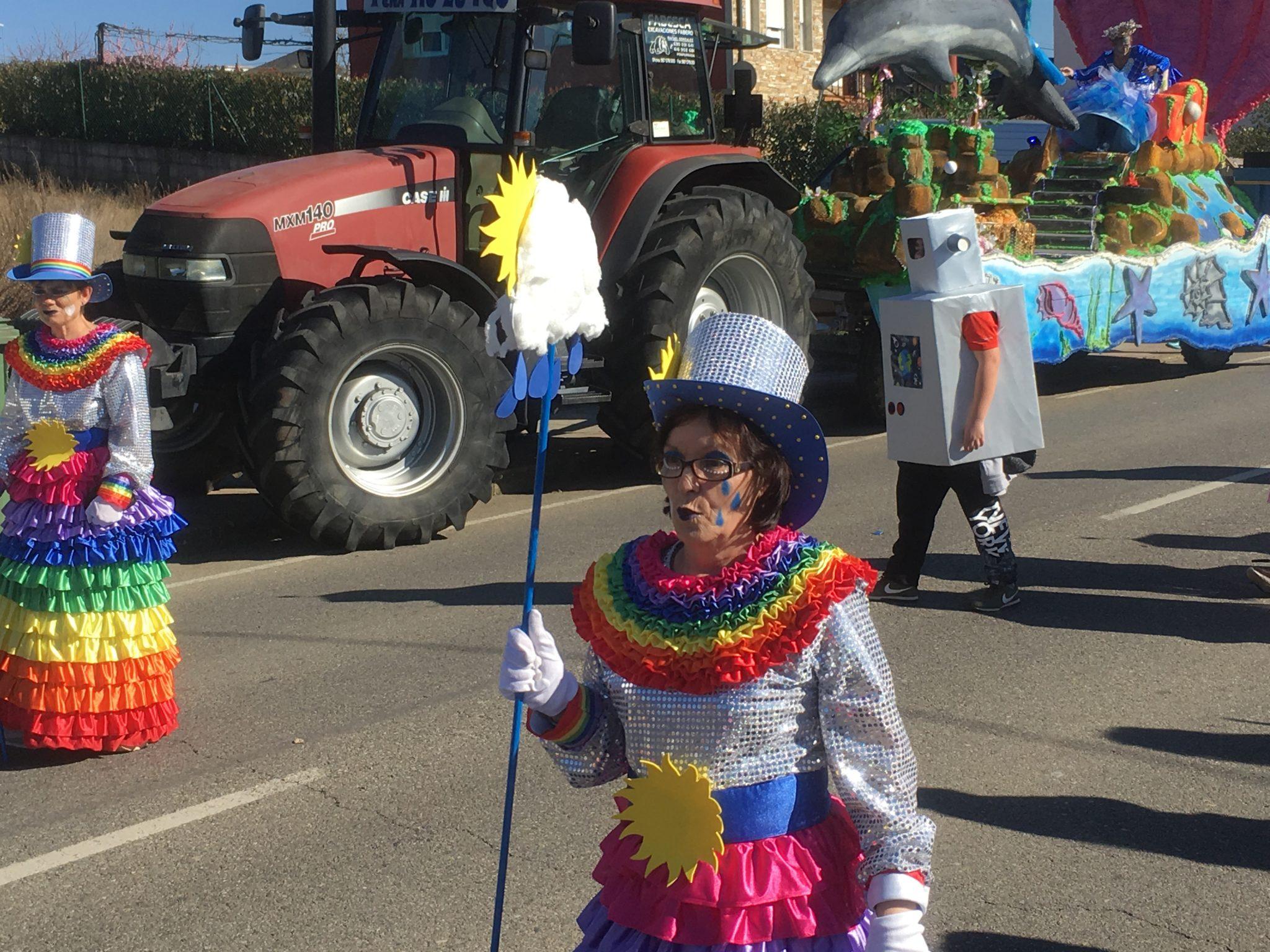 Álbum de fotos Carnaval Cabañas Raras 2019 8