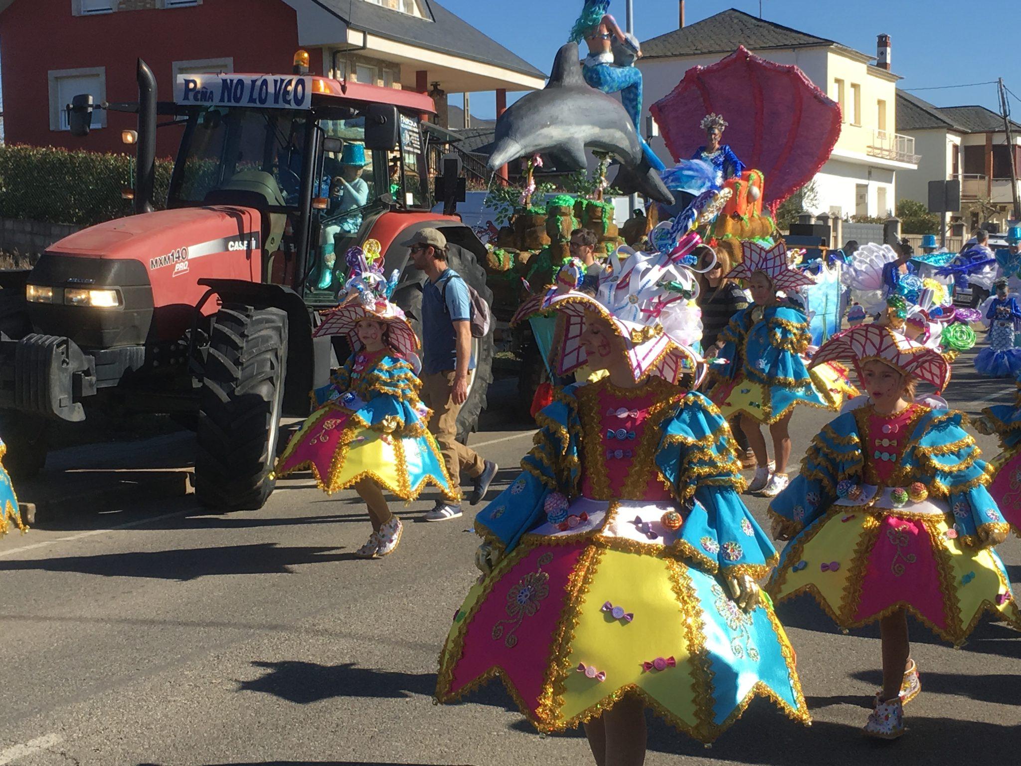 Álbum de fotos Carnaval Cabañas Raras 2019 17