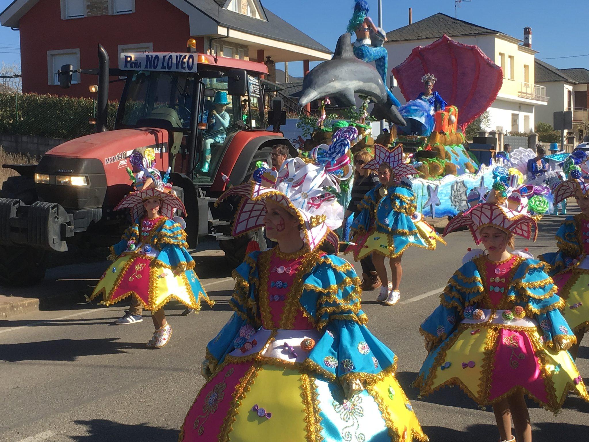 Álbum de fotos Carnaval Cabañas Raras 2019 18