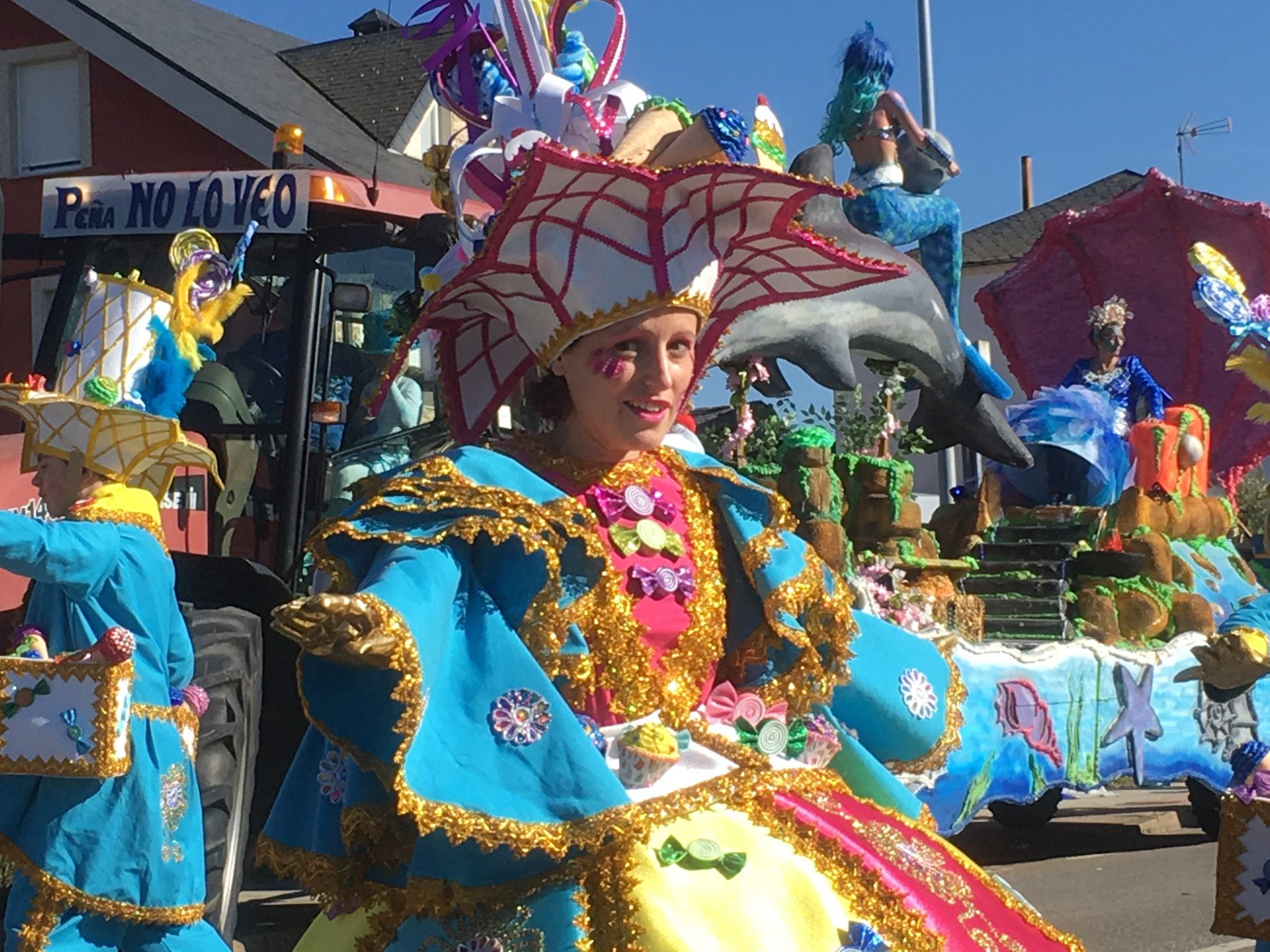 Álbum de fotos Carnaval Cabañas Raras 2019 19