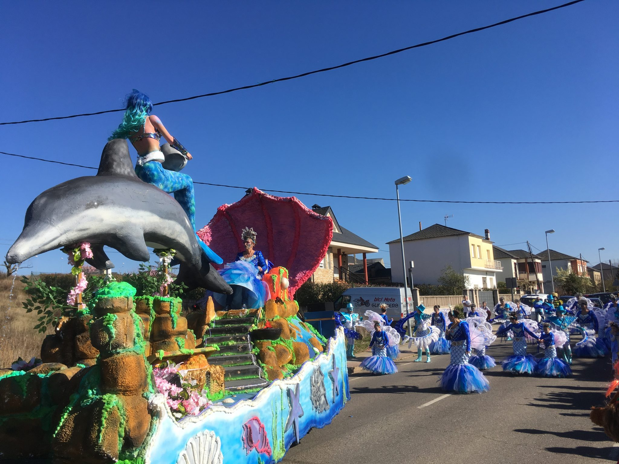 Álbum de fotos Carnaval Cabañas Raras 2019 21