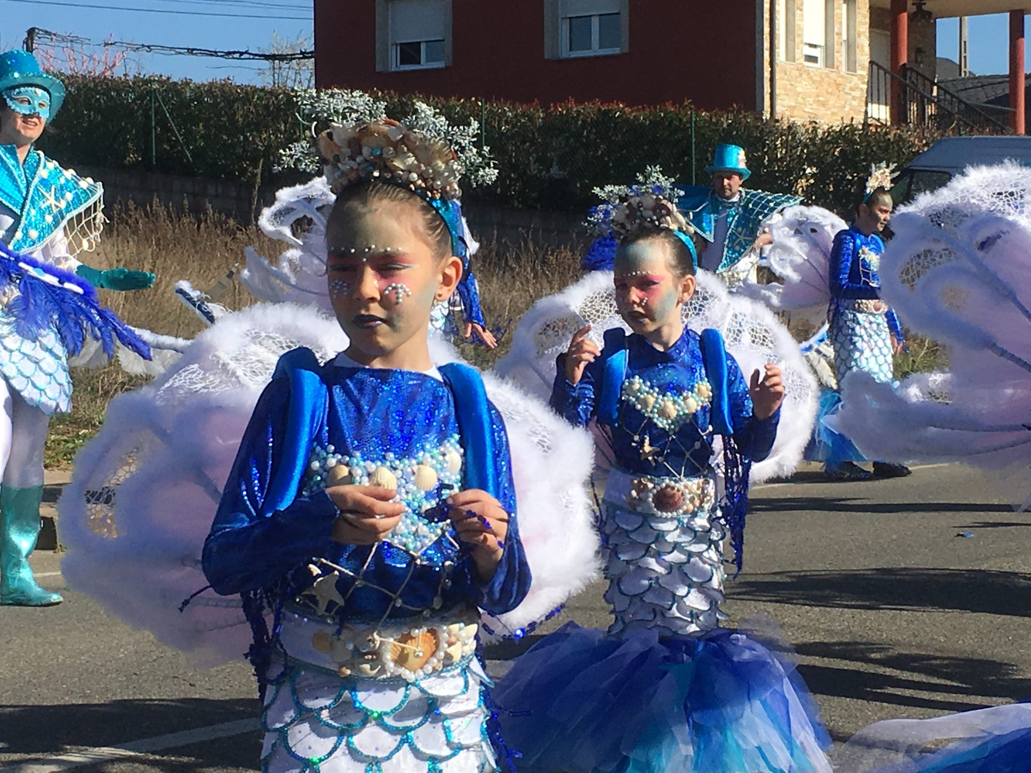 Álbum de fotos Carnaval Cabañas Raras 2019 24