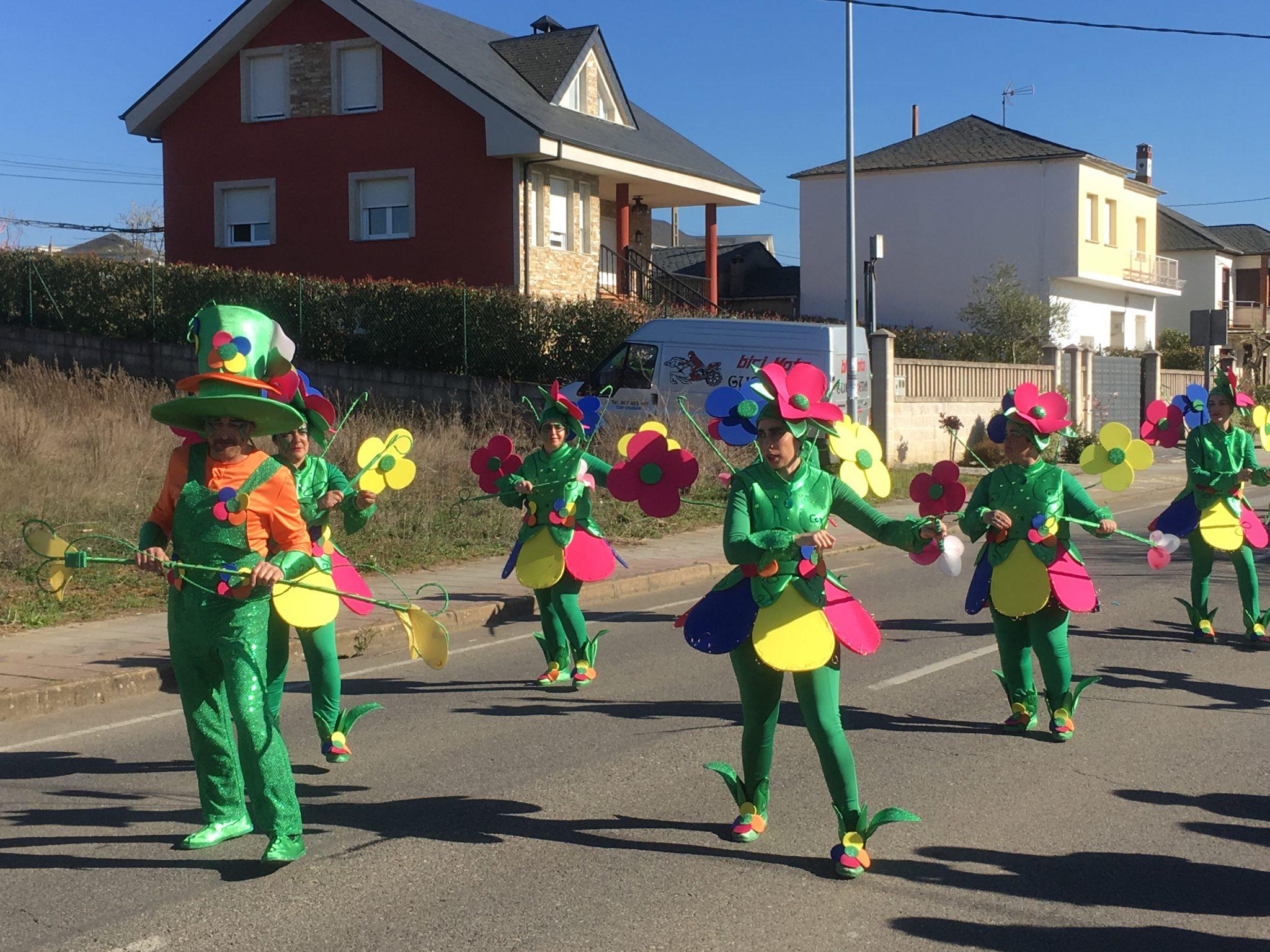 Álbum de fotos Carnaval Cabañas Raras 2019 29