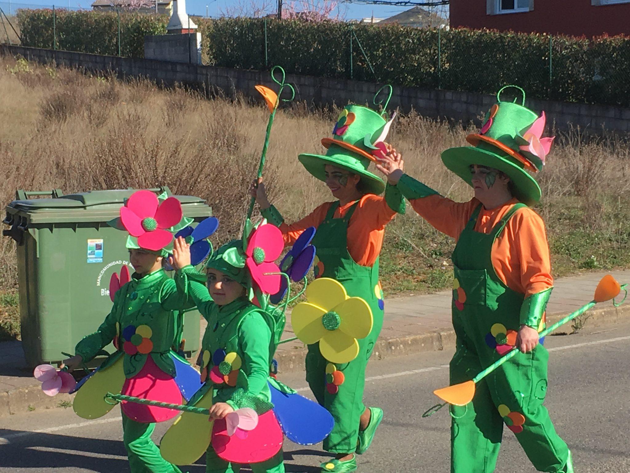 Álbum de fotos Carnaval Cabañas Raras 2019 30