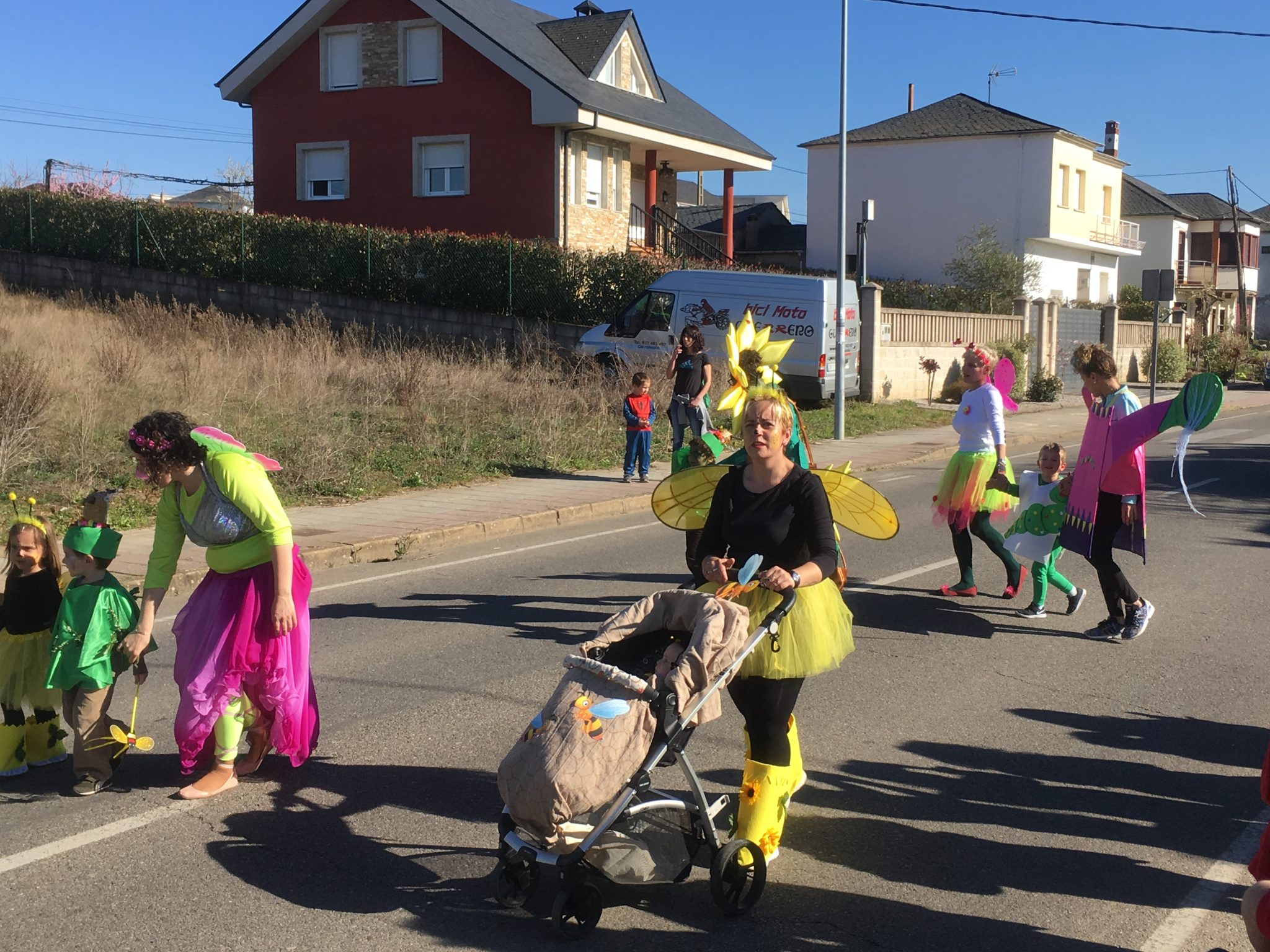 Álbum de fotos Carnaval Cabañas Raras 2019 39