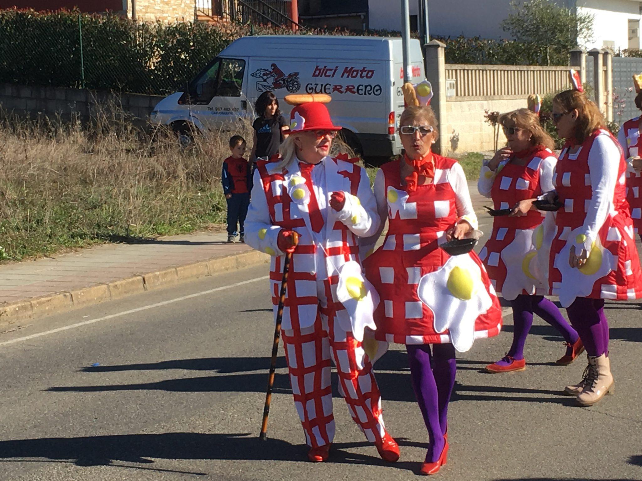 Álbum de fotos Carnaval Cabañas Raras 2019 41