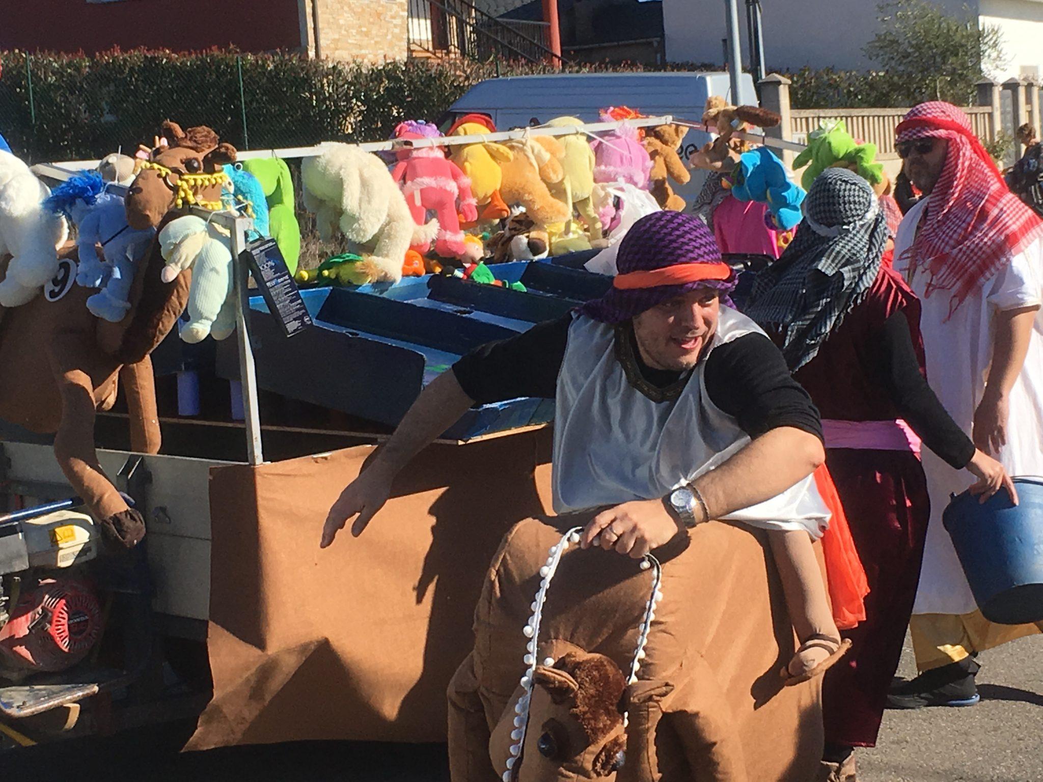 Álbum de fotos Carnaval Cabañas Raras 2019 54