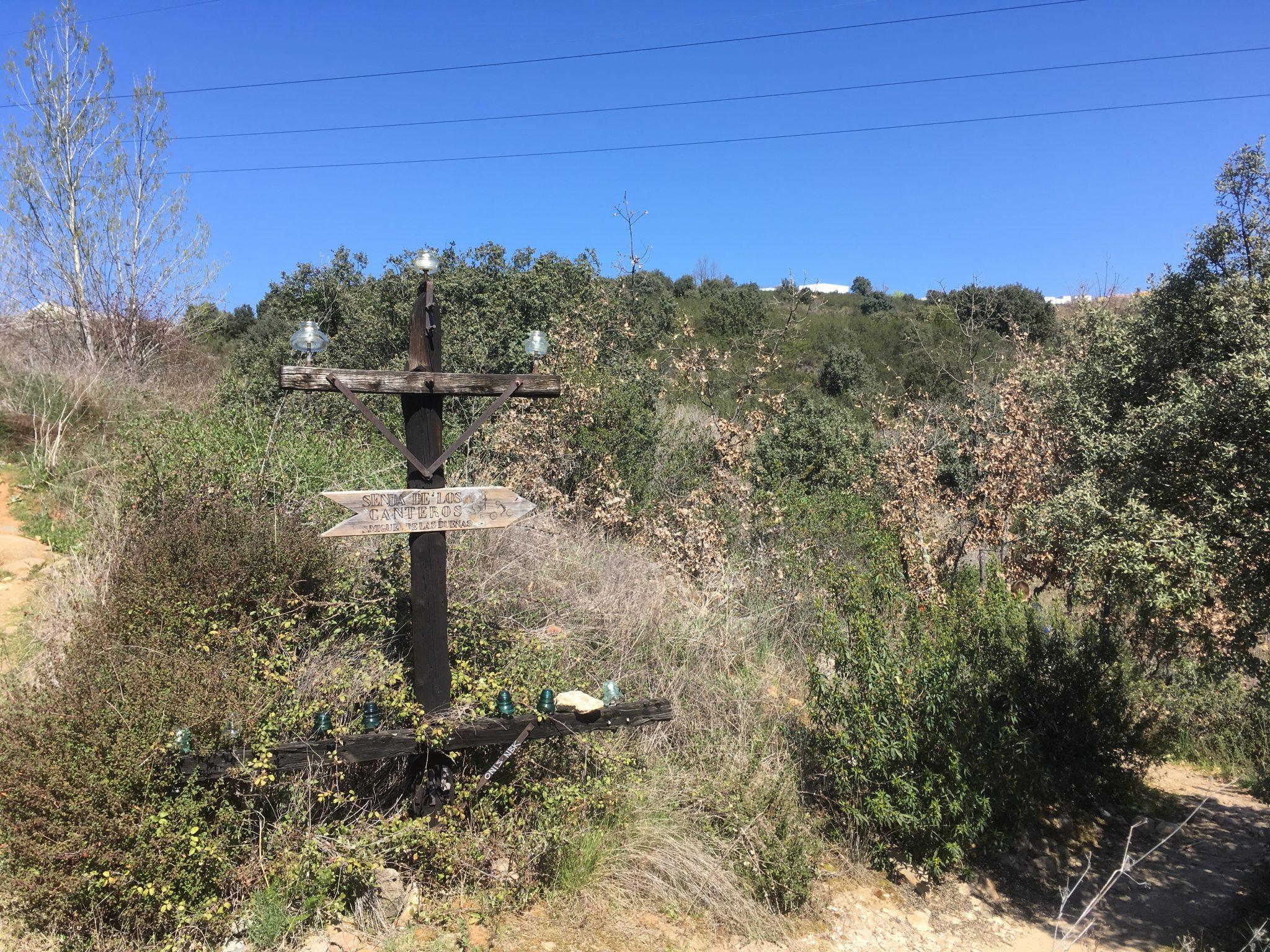Senda de los Canteros. De Ponferrada a San Miguel de las Dueñas por la ribera del Boeza 2
