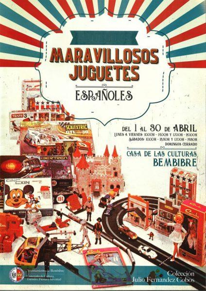 Exposición 'Aquellos Maravillosos Juguetes Españoles' 2