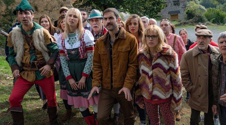 La comedia 'La pequeña Suiza', co-escrita por la berciana Sonia Pacios y Kepa Sojo se estrena este viernes 6