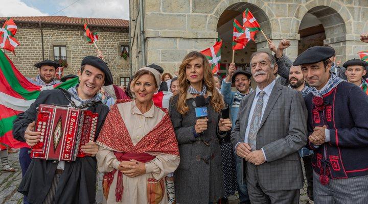 La comedia 'La pequeña Suiza', co-escrita por la berciana Sonia Pacios y Kepa Sojo se estrena este viernes 5