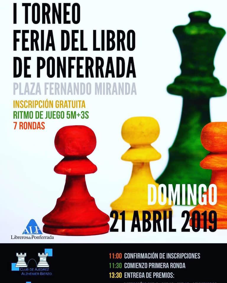 Feria del Libro de Ponferrada 2019. Actividades 19