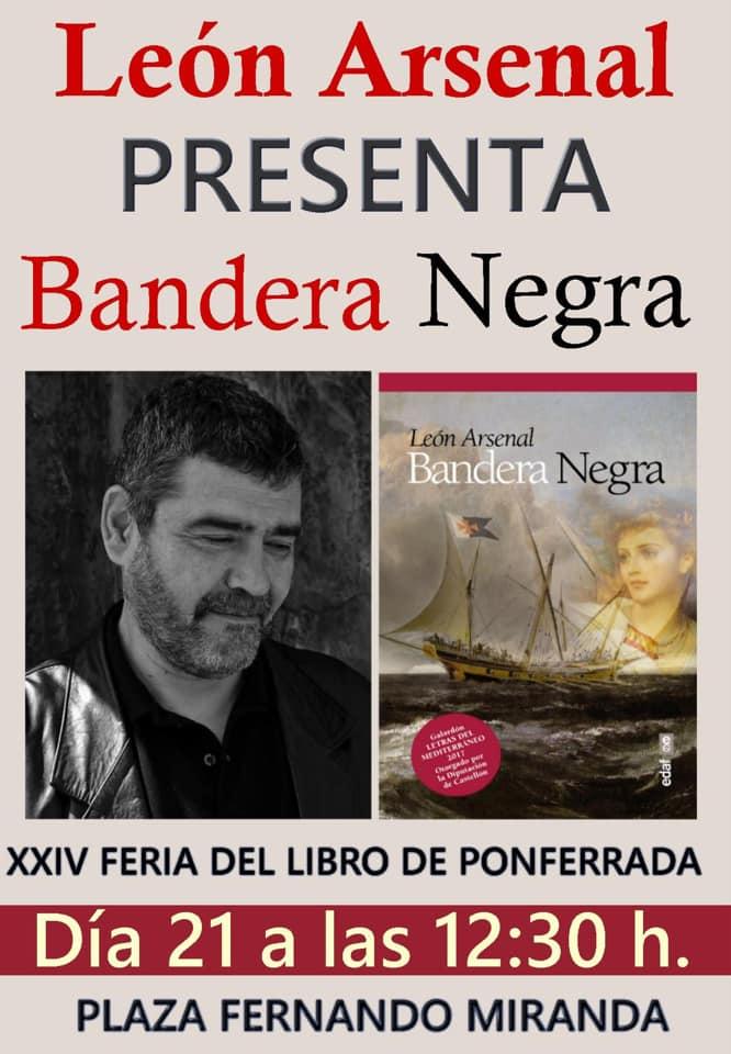 Feria del Libro de Ponferrada 2019. Actividades 12