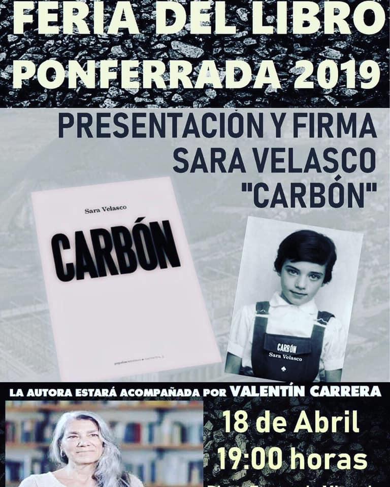 Feria del Libro de Ponferrada 2019. Actividades 7