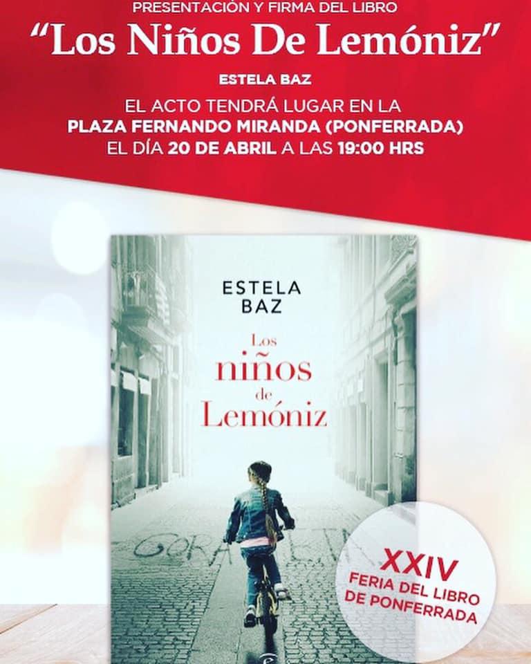 Feria del Libro de Ponferrada 2019. Actividades 11