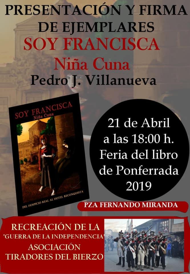 Feria del Libro de Ponferrada 2019. Actividades 13