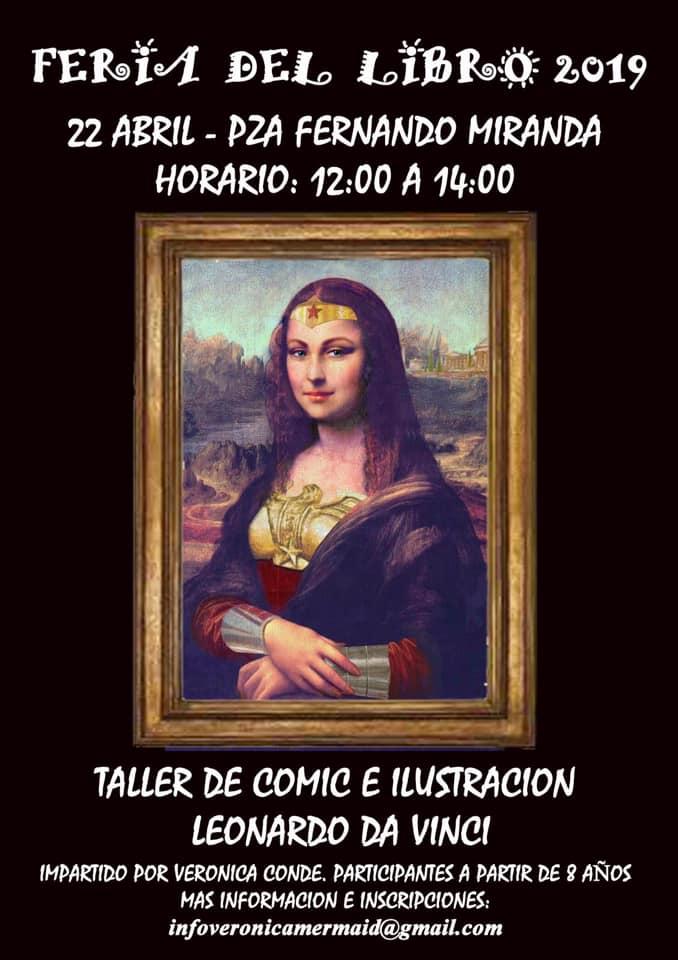 Feria del Libro de Ponferrada 2019. Actividades 18