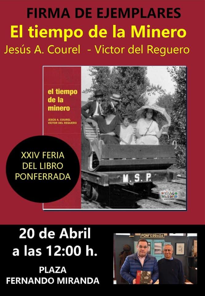 Feria del Libro de Ponferrada 2019. Actividades 10