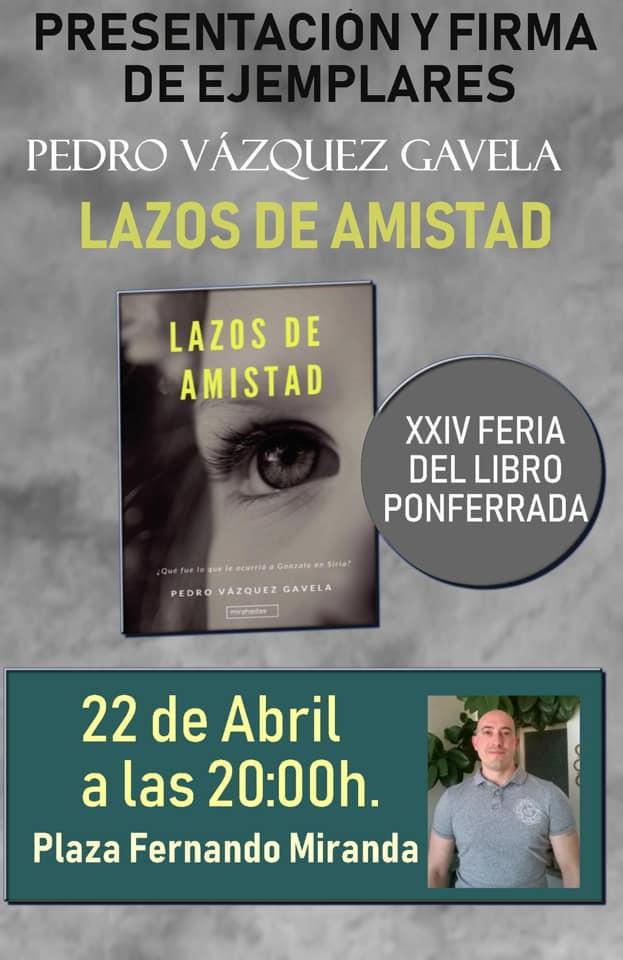 Feria del Libro de Ponferrada 2019. Actividades 15