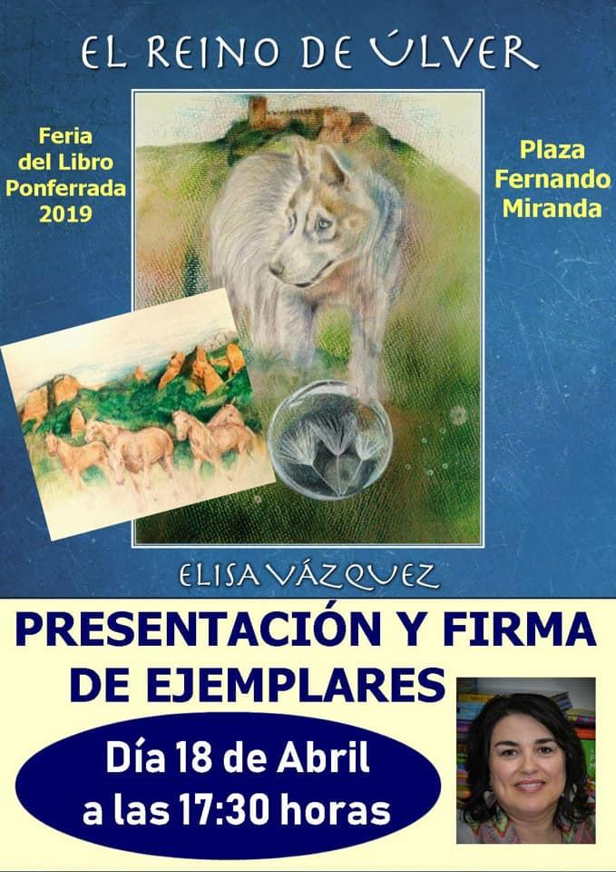 Feria del Libro de Ponferrada 2019. Actividades 6