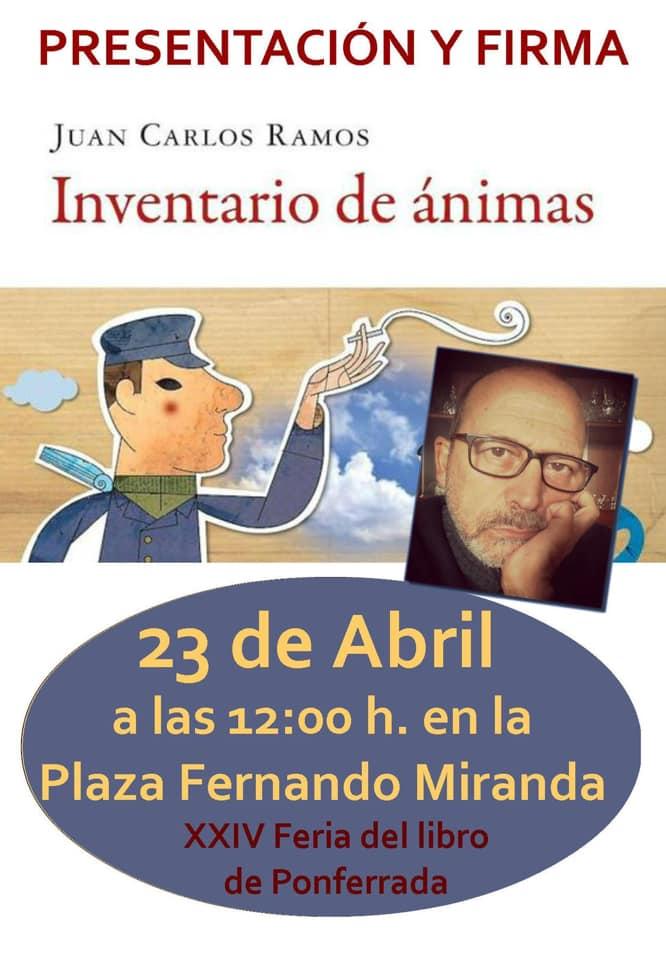 Feria del Libro de Ponferrada 2019. Actividades 16