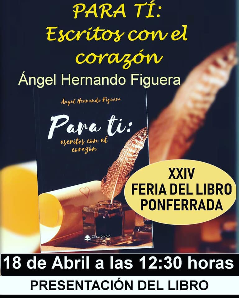 Feria del Libro de Ponferrada 2019. Actividades 5