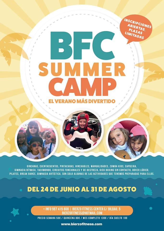 Campamentos y campus de verano 2019 en Ponferrada y el Bierzo 3