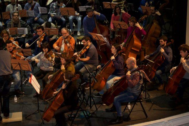 La Sinfónica Cristóbal Halffter suena a Mozart y con dos invitados de lujo