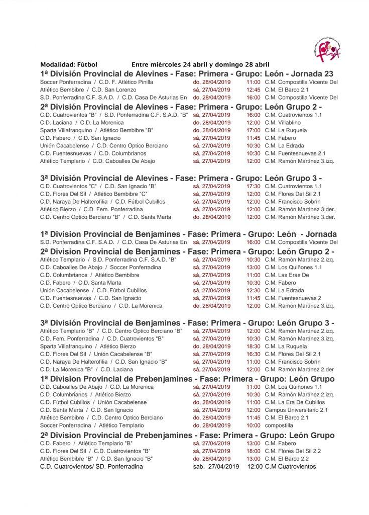 Planes de ocio en el Bierzo. 26 al 28 de abril 2019 46