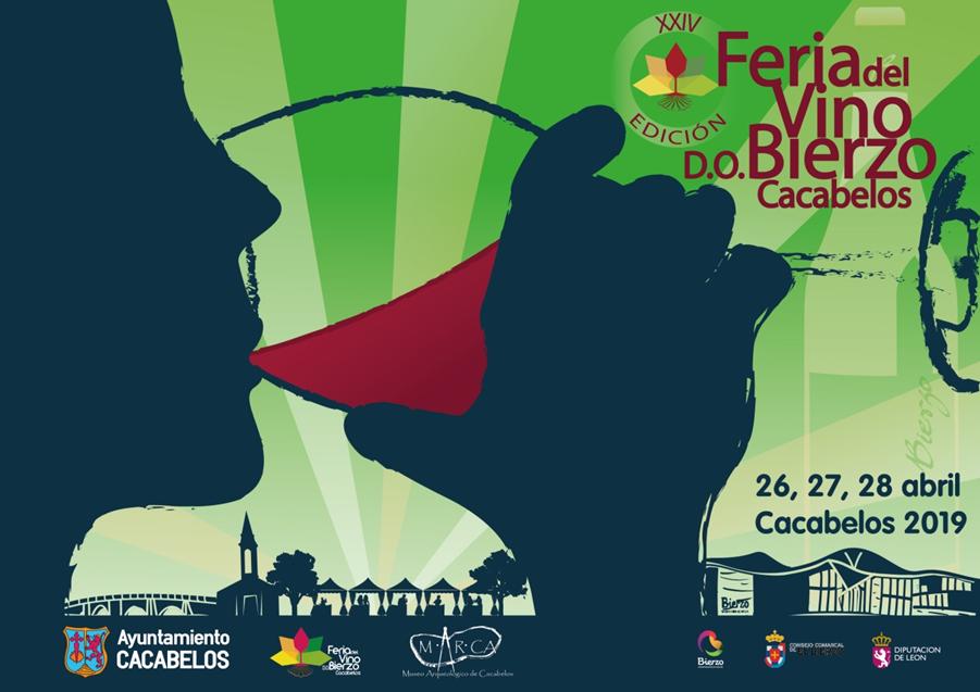 Feria del vino D.O. Bierzo en Cacabelos
