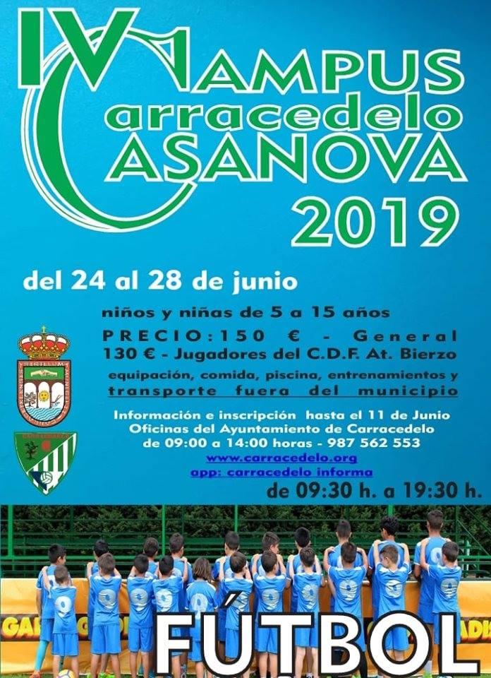Campamentos y campus de verano 2019 en Ponferrada y el Bierzo 9