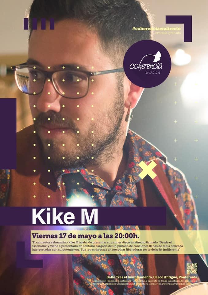 Doble concierto en Coherencia Bar: Kike M y Juan Carballo & Los Imperfectos 2