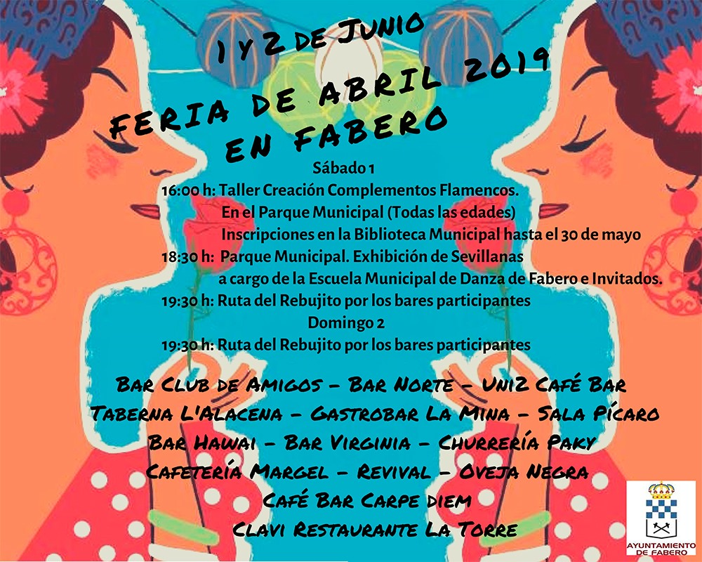 Fabero celebra el fin de semana su particular Feria de Abril 2