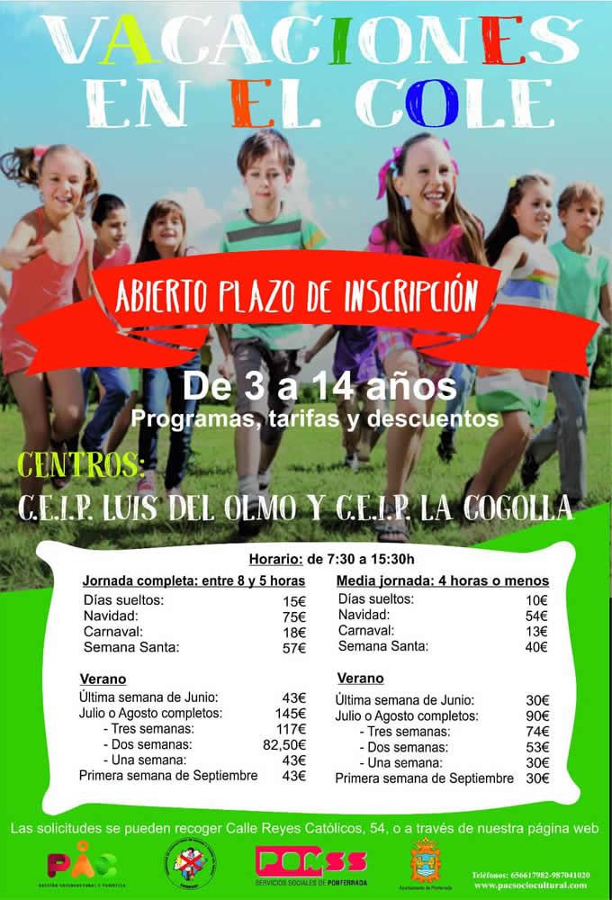 Campamentos y campus de verano 2019 en Ponferrada y el Bierzo 13
