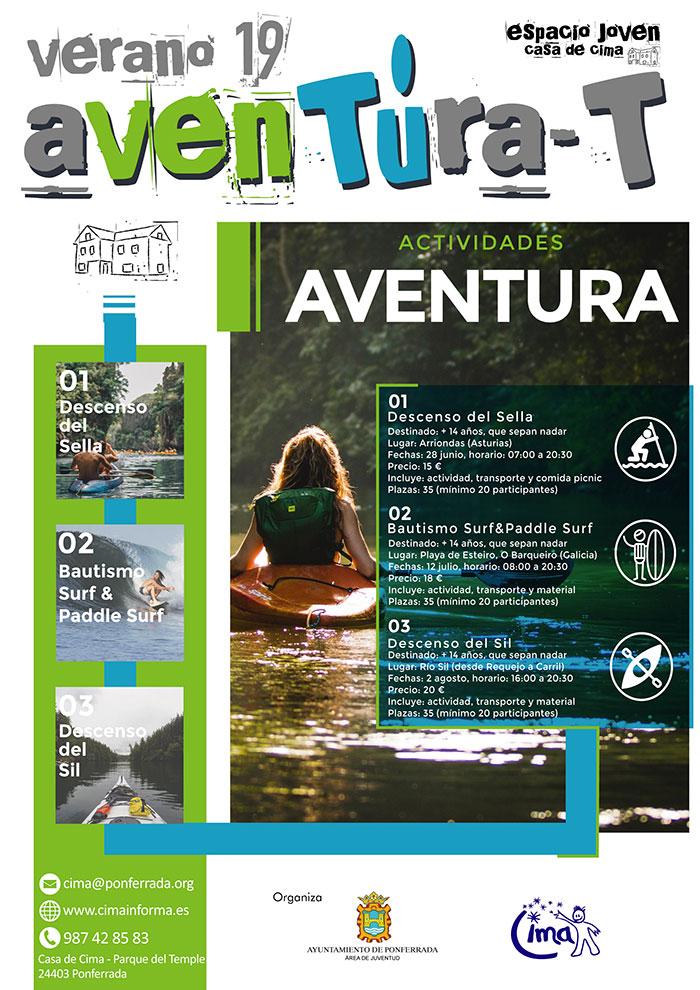 Campamentos y campus de verano 2019 en Ponferrada y el Bierzo 18