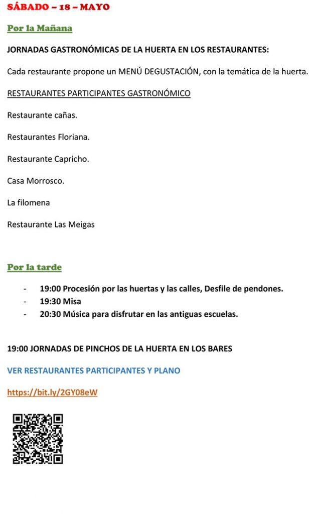 Fiestas en honor a San Isidro en Molinaseca 5
