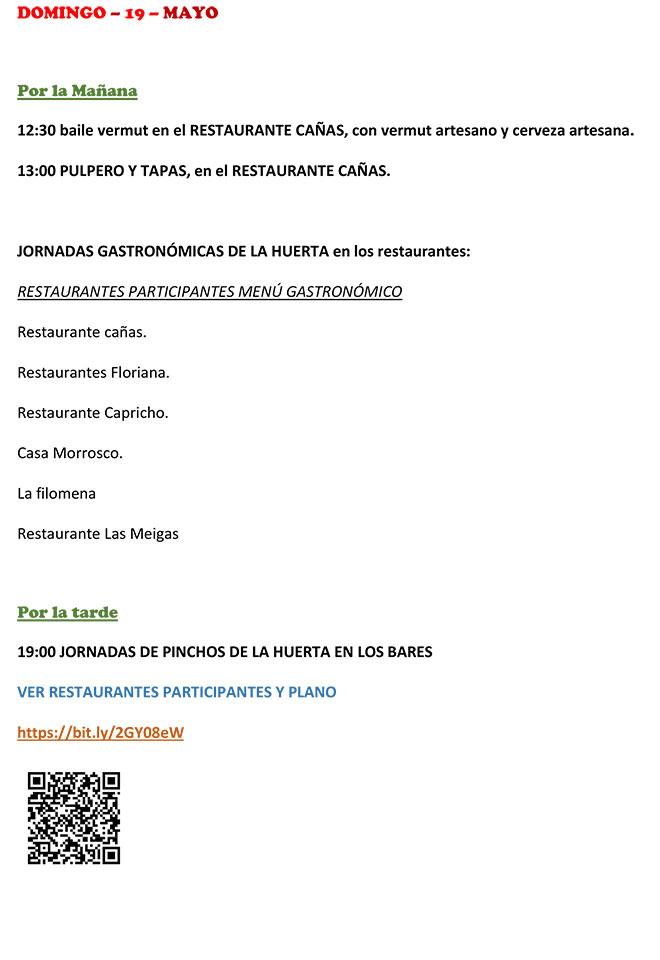 Fiestas en honor a San Isidro en Molinaseca 6